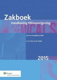 Zakboek Handhaving Milieuwetgeving 2015