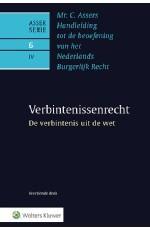 Asser 6-IV Verbintenissenrecht - De verbintenis uit de wet