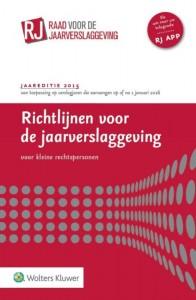 Richtlijnen voor de jaarverslaggeving voor kleine rechtspersonen 2015