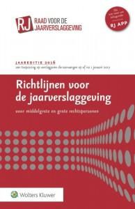 Richtlijnen voor de jaarverslaggeving voor middelgrote en grote rechtspersonen 2016