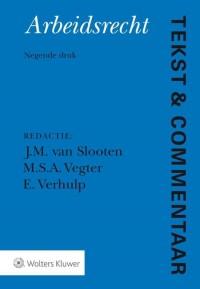 Tekst & Commentaar Arbeidsrecht