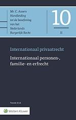 Asser-serie 10-II : Internationaal personen-, familie- en erfrecht