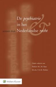 De psychiatrie in het Nederlandse recht