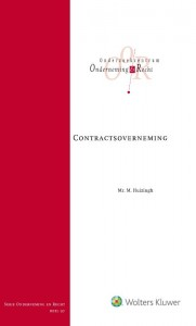 Contractsoverneming