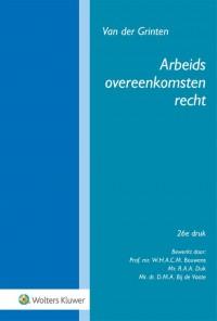 Arbeidsovereenkomstenrecht