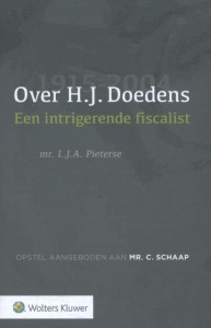 Over H.J. Doedens: een intrigerende fiscalist