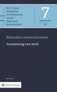 Asser 7-VI Bijzondere overeenkomsten - Aanneming van werk