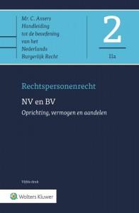 Asser 2-IIa: NV en BV - Oprichting, vermogen en aandelen