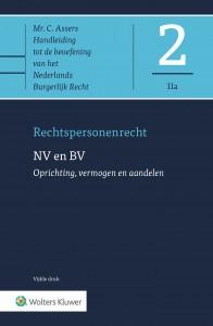 NV en BV - Oprichting, vermogen en aandelen