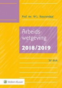 Arbeidswetgeving 2018/2019