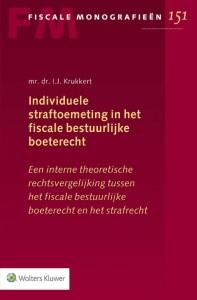 Individuele straftoemeting in het fiscale bestuurlijke boeterecht