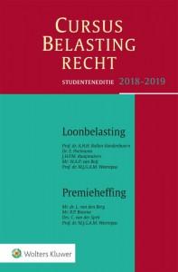 Studenteneditie Cursus Belastingrecht Loonbelasting/Premieheffing 2018-2019