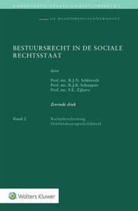 Bestuursrecht in de sociale rechtsstaat Band 2