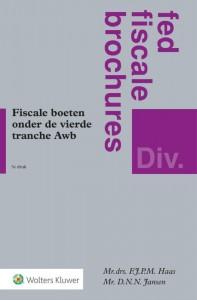Fiscale boeten onder de vierde tranche Awb