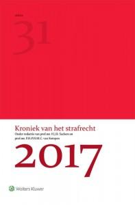 Kroniek van het strafrecht 2017