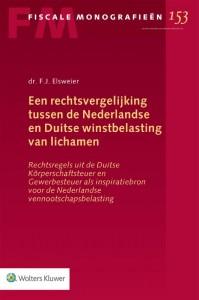 Een rechtsvergelijking tussen de Nederlandse en Duitse winstbelasting van licham