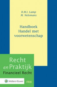 Handboek Handel met voorwetenschap