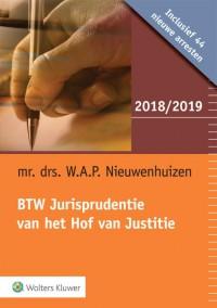 BTW Jurisprudentie van het Hof van Justitie 2018/2019