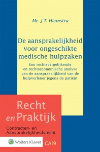 De aansprakelijkheid voor ongeschikte medische hulpzaken