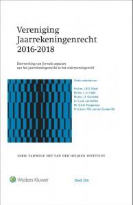 Vereniging Jaarrekeningenrecht 2016-2018