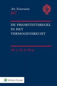 De prioriteitsregel in het vermogensrecht