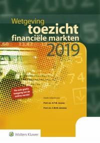 Wetgeving toezicht financiële markten 2019