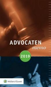 Advocatenmemo 2019