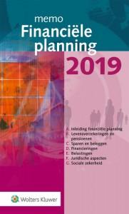 Memo Financiële planning 2019