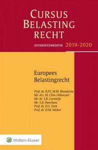 Studenteneditie Cursus Belastingrecht Europees Belastingrecht 2019-2020