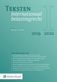 Teksten Internationaal belastingrecht 2019/2020