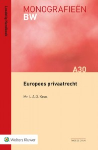 Europees Privaatrecht