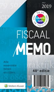 Fiscaal Memo juli 2019
