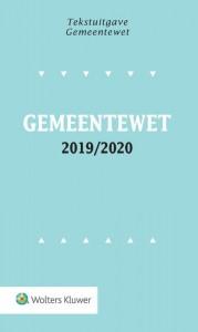 Tekstuitgave Gemeentewet 2019/2020
