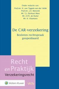 De CAR-verzekering. Besloten rechtspraak geopenbaard
