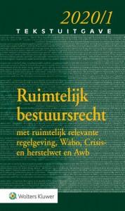 Tekstuitgave Ruimtelijk Bestuursrecht 2020/1