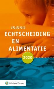 Memo Echtscheiding en alimentatie 2020