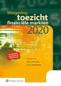 Wetgeving toezicht financiële markten / 2020