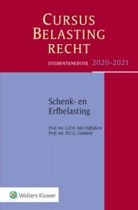 Studenteneditie Cursus Belastingrecht Schenk- en Erfbelasting 2020-2021