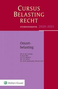 Studenteneditie Cursus Belastingrecht Omzetbelasting 2020-2021