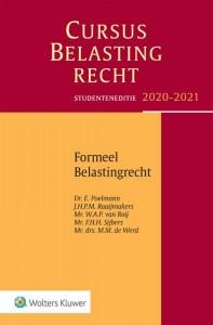 Cursus Belastingrecht Formeel Belastingrecht 2020-2021
