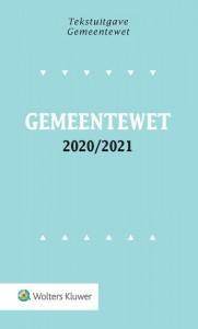 Tekstuitgave Gemeentewet 2020/2021