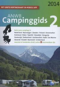 ANWB campinggids : Europa 2014 2