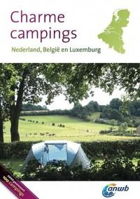 ANWB charmecamping : Nederland, België en Luxemburg