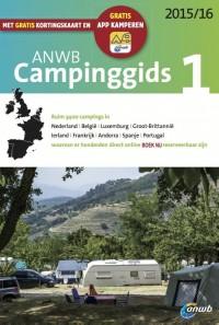 ANWB campinggids : ANWB campinggids Europa 2015-2016 1
