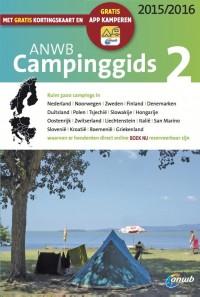 ANWB campinggids : ANWB campinggids Europa 2015-2016 2