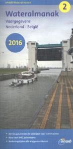 ANWB wateralmanak : Wateralmanak 2016 2