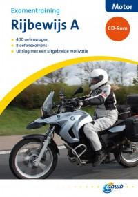 ANWB CD-ROM Examentraining Rijbewijs A - Motorfiets