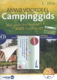 ANWB campinggids : Europa 2016 set 1 en 2