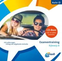 ANWB Theorieboek Rijbewijs B - Auto met Oefen CD
