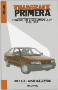 Nissan Primera benzine/diesel 1990-1993